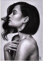 Hairdo Profile Bnw by Phooney