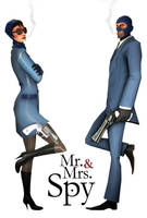 Mr. and Mrs. Spy by uberchain