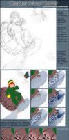 Cover Tutorial Part 1 by deviantbluebug