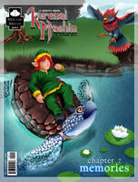 Kurenai Mashin cover Chapter 7 by deviantbluebug