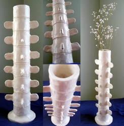 Vertebrate Vase by JPCopper