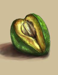 avocado by Qua-si