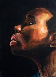 Self Portrait2 by Qua-si
