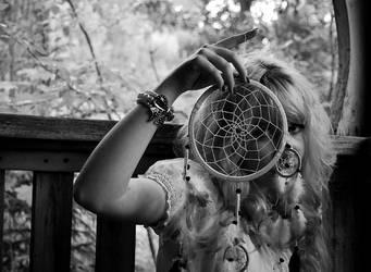 Dreamcatcher girl by cccheat
