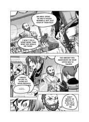 Revenge! page by lirale