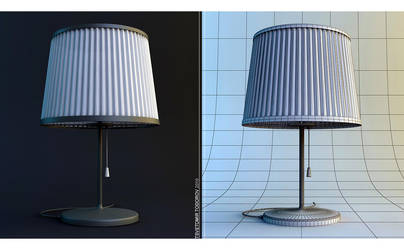 LAMP by cecobesnia