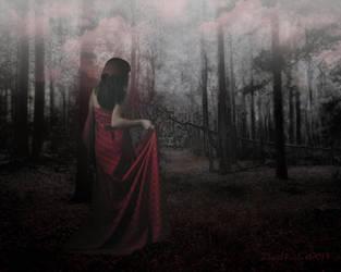 Crimson forest by DavidKessler1