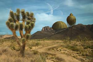 Kirderehn - A Myst world by CassiopeiaArt