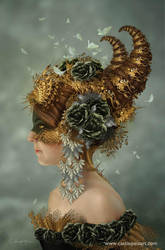 Spring Masquerade by CassiopeiaArt