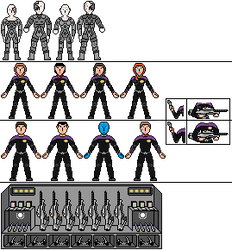 Starfleet Security by Paladin-errant