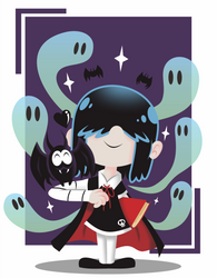 Lucy Loud by Febriananda