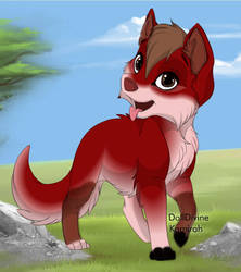 Tika - Puppy Maker Style by Cougarmadcat