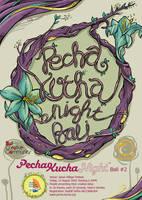 Pecha Kucha Night Bali by monez04