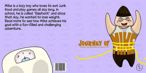 Journey of Mike 1 by jessizxz