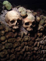 skulls by je-suis-en-retard