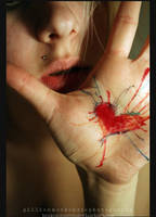 paint my l o v e by brokendancer