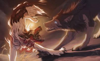 Dance of the death by Wavyrr