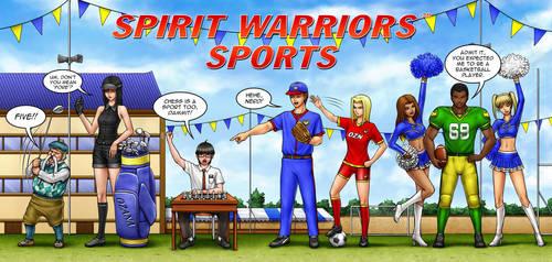 Spirit Warriors Sports by SpiritWarriors