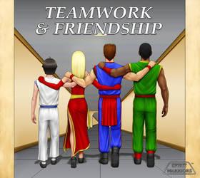 Spirit Warriors Diversity by SpiritWarriors
