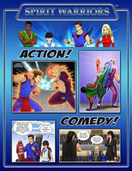 Spirit Warriors Promo by SpiritWarriors