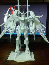 ZGMF-X42S Destiny papercraft 1 by IshZakI