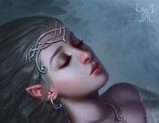 Sleeping Beauty by Pepe-Navarro