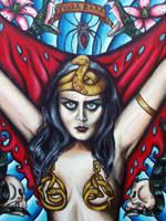 Theda Bara by MarjorieCarmona