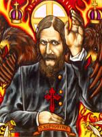 Rasputin by MarjorieCarmona