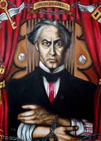 Houdini by MarjorieCarmona