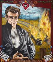 Go faster James Dean by MarjorieCarmona