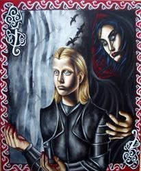 Mordred by MarjorieCarmona