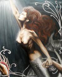 Little Mermaid by MarjorieCarmona