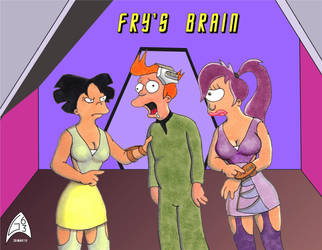 Fry's Brain by Gulliver63