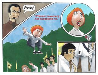 Lois vs. O'Hara by Gulliver63
