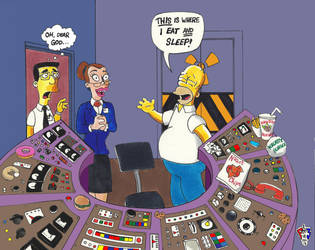 Homer the Dirty Boy by Gulliver63