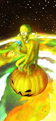 Happy Halloween~ by Ozich