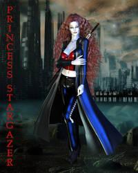 Princess Stargazer by ImaginedMoments