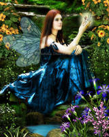 My Secret Garden by ImaginedMoments