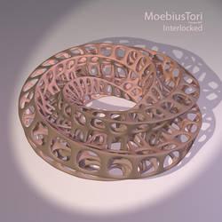 MoebiusTori - Interlocked 01 by sjoo