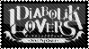 Diabolik Lovers Stamp by OoBloodyRavenoO