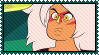 Steven Universe Jasper stamp by OoBloodyRavenoO