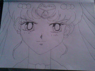 serius sailor moon by 16nth