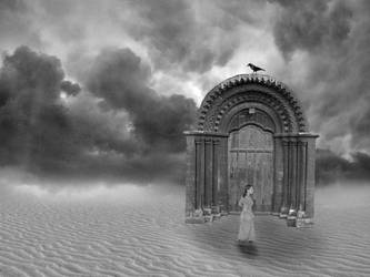 The Unknown Lies Beyond by YogiSan123