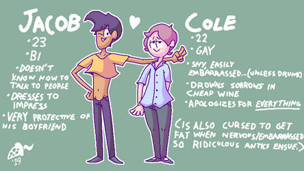 hangover boy and bf bios by PizzaChemtrail