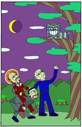 Derren Nativity 4 by CharlieHuang