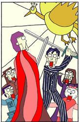Derren Brown Nativity 7 by CharlieHuang