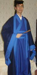 Song Dynasty shenyi + zhaoshan by CharlieHuang