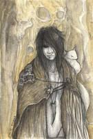 Peace of the Moth II by eterna2