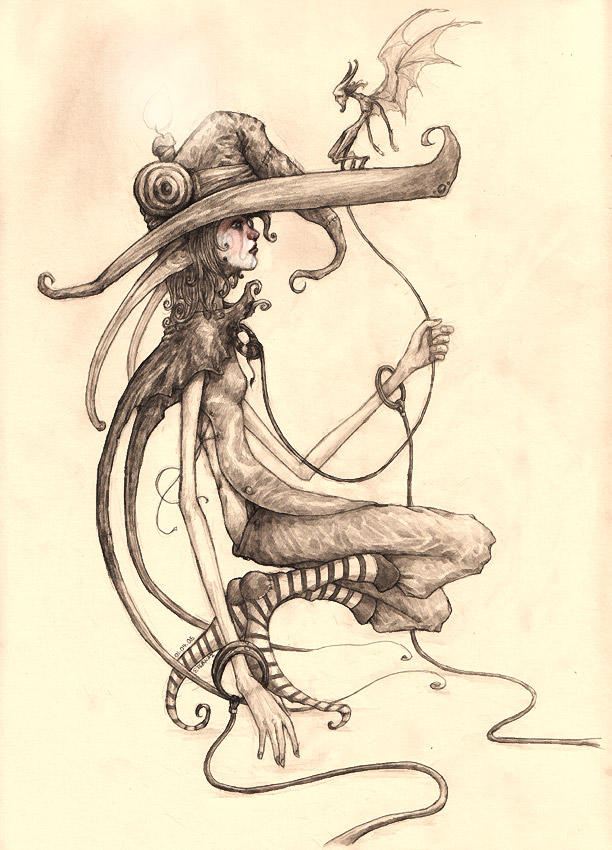 Lucid Dreams - Mortal Chains by eterna2