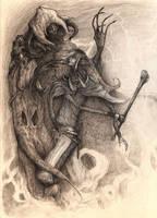 Wraith Hunter Villemus by eterna2